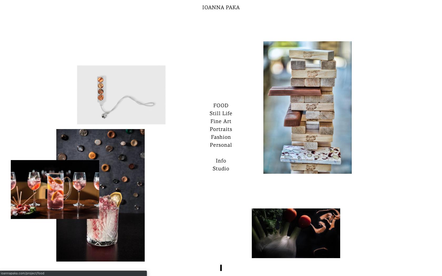 • Ioanna Paka – Website 0